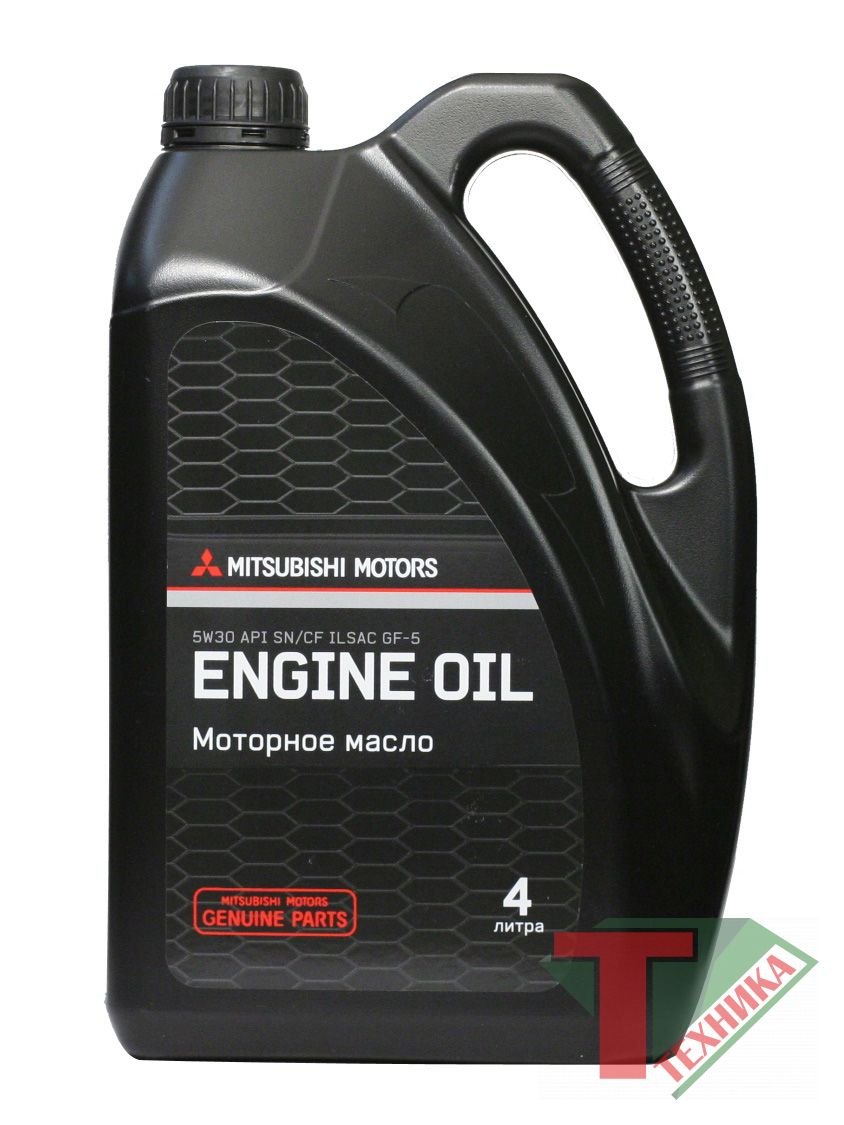 Mitsubishi Engine Oil SM/GF 5W30 4L п/синт