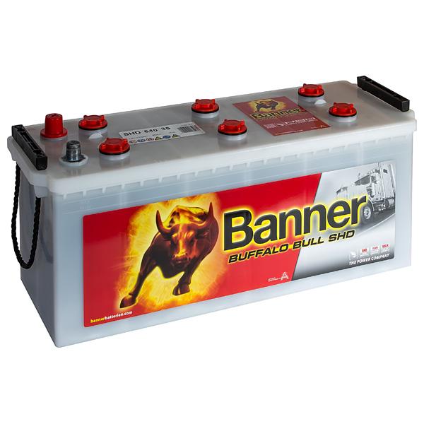 АКБ Banner Buffalo Bull SHD 640 35