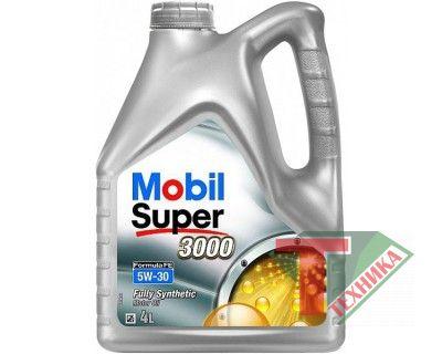 Mobil Super 3000 X1 5W30 4L Formula FE