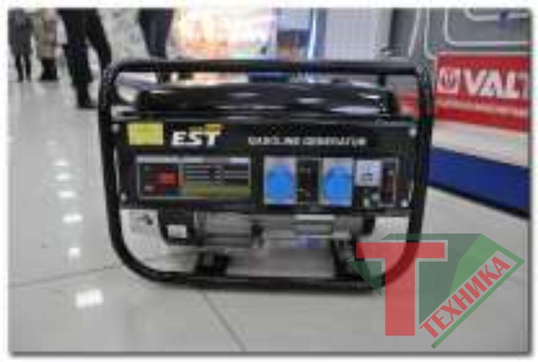 Генератор бензиновый 1ф. 3,2КВт ручной (Дв YH173F)
