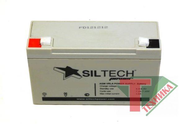 Акб Siltech SPS6045 6V7A