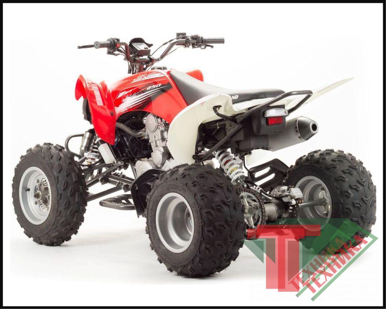 Квадроцикл ATV 200U