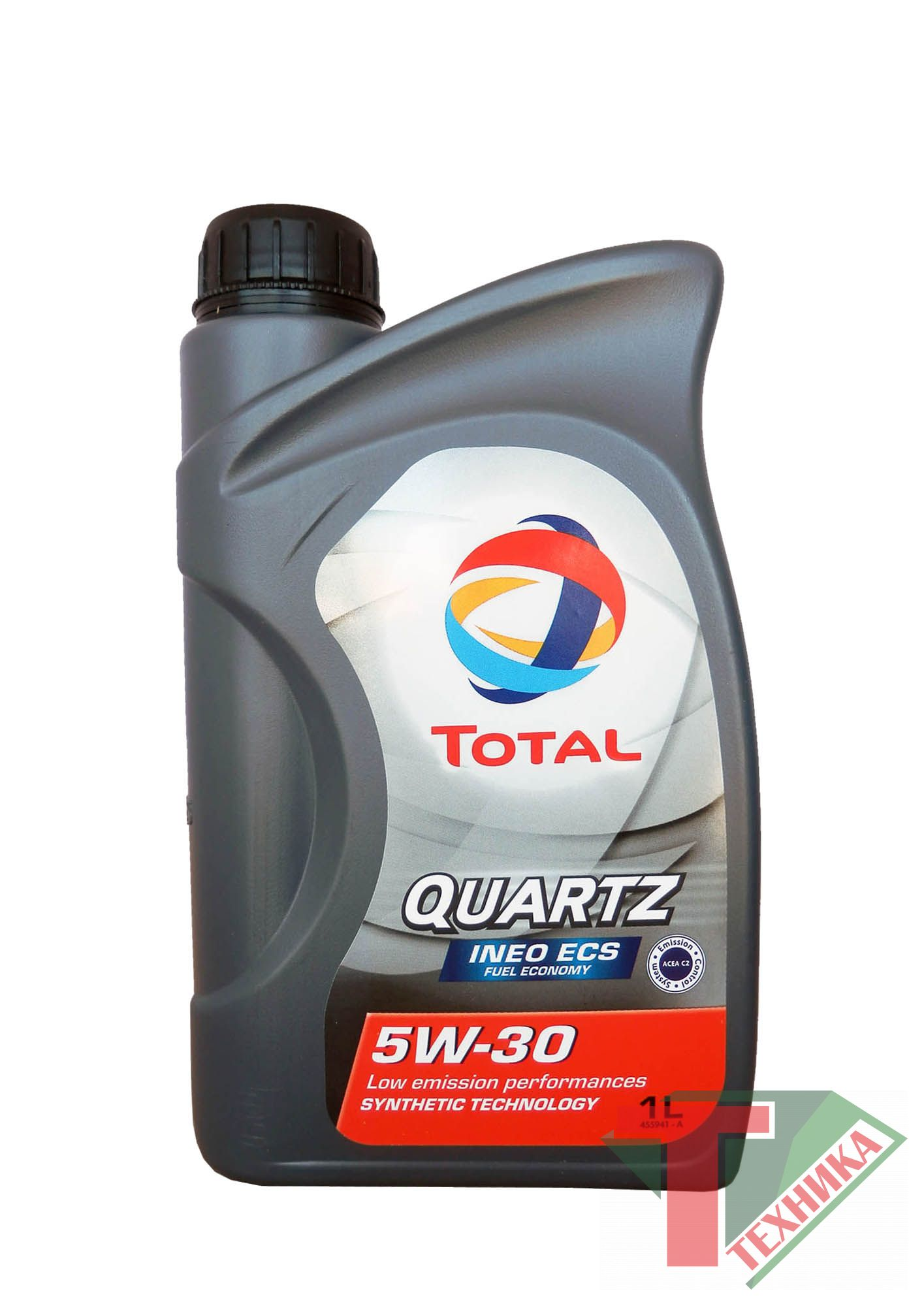 Total Quartz INEO ESC 5W30 1L